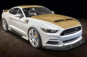Hurst's 750-Horsepower 2017 R-Code Mustang