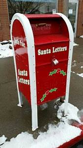 santa mailbox christmas pinterest santa mailbox With mailbox for letters to santa