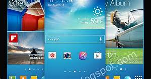 Inside Galaxy: Samsung Galaxy S4: How to Change Home ...