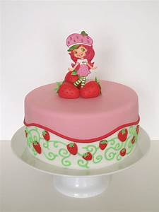 Strawberry Shortcake cake | My inspiration | Pinterest