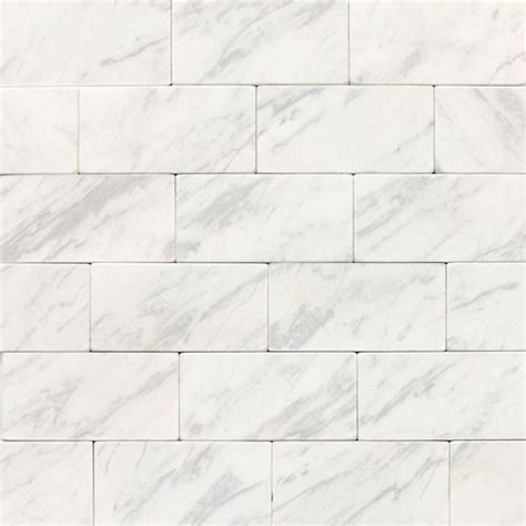 """Marble Collection"" by Daltile: Natural stone subway tile"
