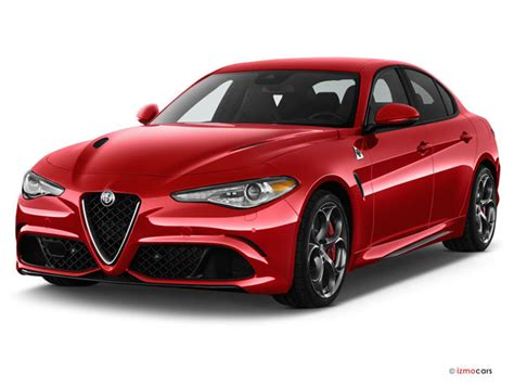 Alfa Romeo Car : 2018 Alfa Romeo Giulia Ti Sport Awd Specs And Features