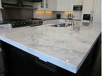 kitchen countertop options Countertop Material Options | HomesFeed