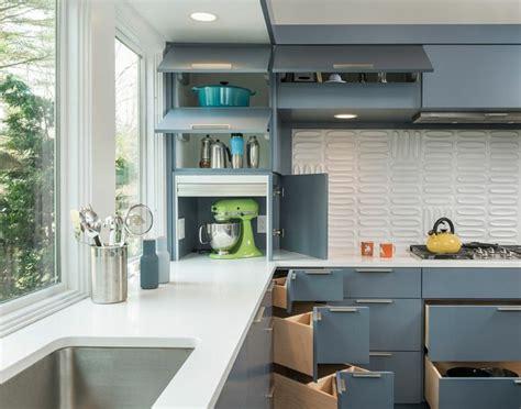 rangement angle cuisine créer sa cuisine fonctionnelle avec ces astuces rangement