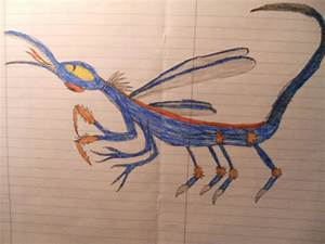 Lost Tapes:Alien Creature by LacitheHunter on DeviantArt