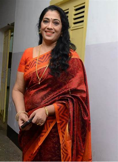 Tamil Rekha Actress Saree Character Telugu Movie