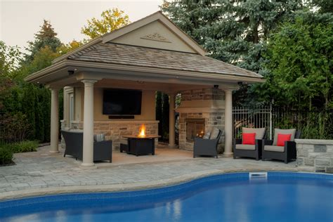 pool house plans cabanas and pool houses darsan