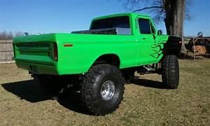 1978 Ford F150 Custom Lifted Truck 4x4 460 Big Block 12