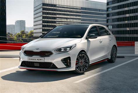 Kia Pro Ceed Gt 2019 by 2019 Kia Ceed Gt Revealed Looks Hatch