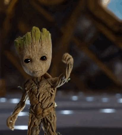 Baby Groot Gifs  Find & Share On Giphy