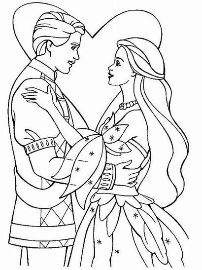 Coloring Couple Happy Marriage Drawing Pages Couples