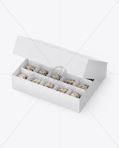 Find & download free graphic resources for egg mockup. Paper Box With Quail Eggs Mockup in Box Mockups on Yellow ...
