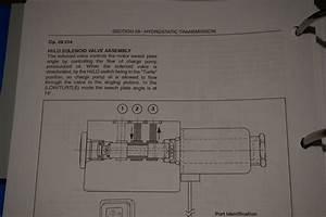 New Holland Tc35d Tc40d Tc45d Service Workshop Repair Book Manual 86618104