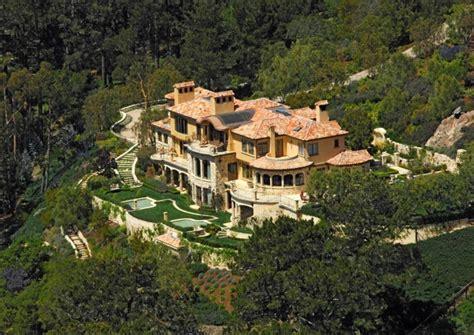 22 Million Mediterranean Mansion In Pebble Beach Ca