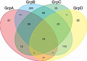 R - Venn Diagram Proportional And Color Shading With Semi-transparency