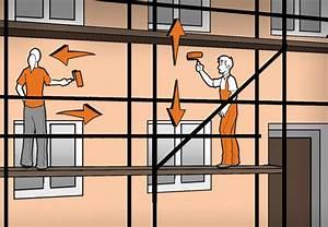 Haussockel Streichen Welche Farbe : die fassade streichen in 7 schritten obi ratgeber ~ Orissabook.com Haus und Dekorationen