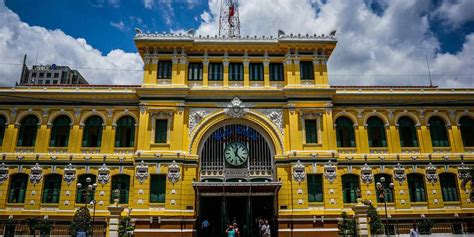 post office bureau de change buy back saigon central post office authentic charm by mail