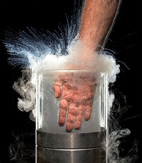 azote liquide cuisine cuisine physique de tous les jours