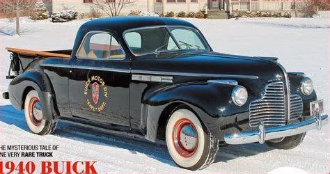 Buick Trucks For Sale 1940 buick roadmaster buick factory history