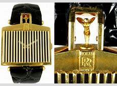 RollsRoyce Watch Brings Back '70s Style » AutoGuidecom News