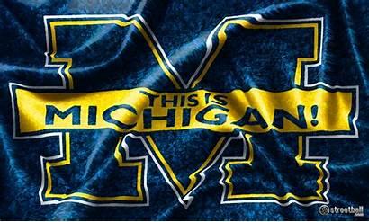 Michigan Basketball Wolverines Wallpaperaccess Morina Lisa Cloud