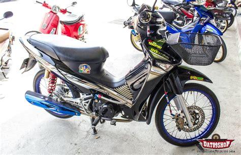 Wave 125i độ đầy Phong Cách Của Biker Thái Lan
