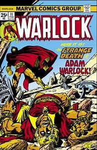 Warlock #11 - The Strange Death of Adam Warlock (Issue)