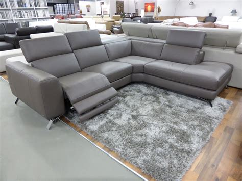chaises taupe natuzzi editions artisan electric reclining chaise corner