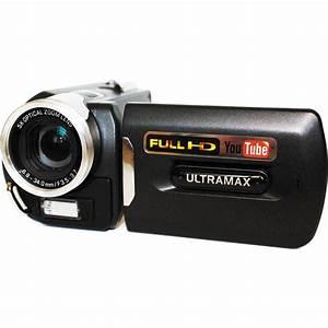 ULTRAMAX UXDV-3HD-CAM 1080p Digital Video Camera UXDV-3HD-CAM
