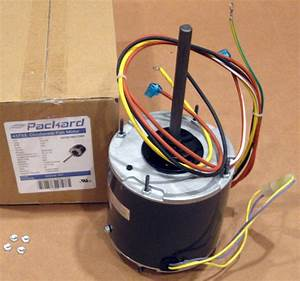 Air Conditioner Fan Motor For Janitrol Goodman F48g94a76