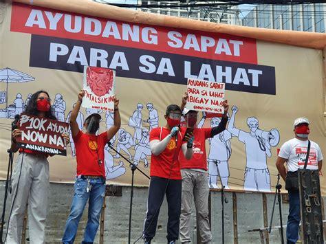 Mayo Uno: Martsa para sa Manggagawa - Ang Pahayagang Plaridel