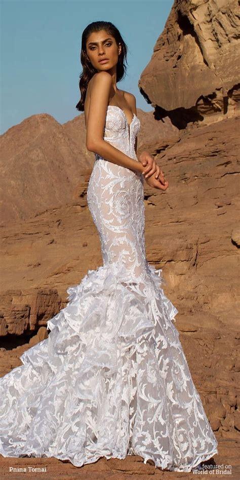 flowing swarovski pnina tornai 2016 wedding dresses world of bridal