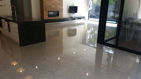 polished concrete commercial concrete floor polisher