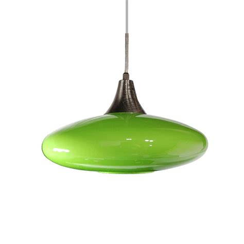 green glass pendant lighting