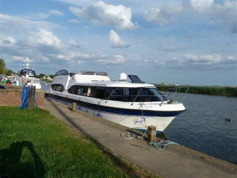 Ferry Marina Boat Hire by Ranwoth Broads Malthouse Broad Picture Of Ferry Marina