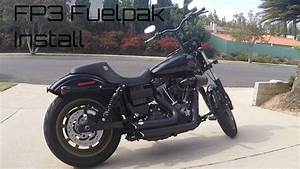 Dyna Low Rider 2017 : fp3 fuelpak install 2017 dyna low rider s youtube ~ Medecine-chirurgie-esthetiques.com Avis de Voitures