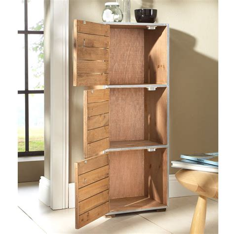 New Cupboards by Cabinet Quot New York Loft Style Quot With 3 Drawers Brown