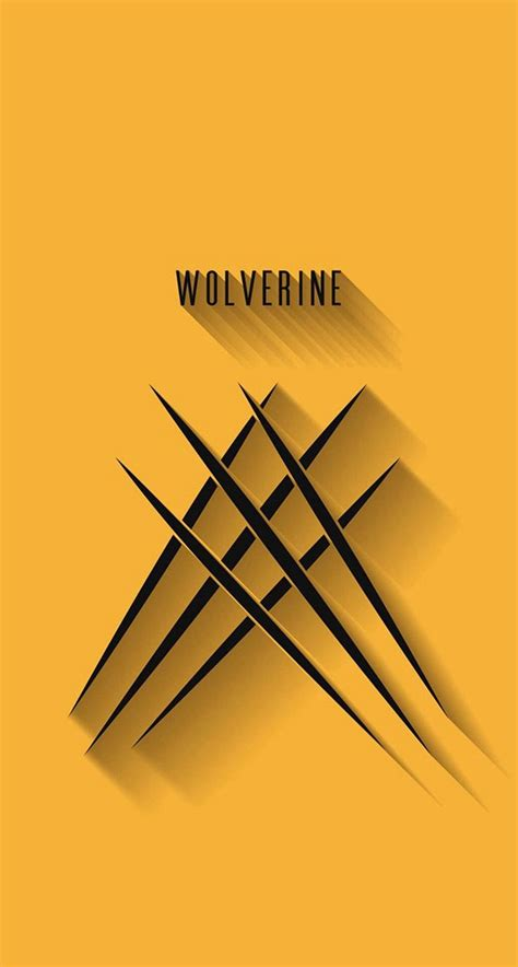 Wolverine Logo  Illustrations  Pinterest  Wolverine Art
