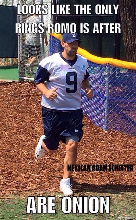 Tony Romo Memes Hommage 224 Tony Romo Les Meilleurs Memes Balle Courbe