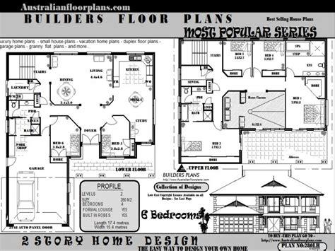 6 bedroom house floor plans 6 bedroom house floor plans 5 bedroom house federation