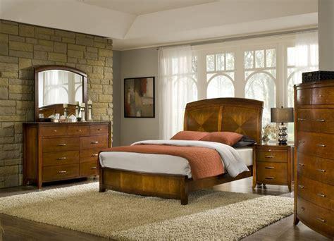 piece modus brighton solid wood bedroom set