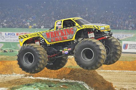monster truck show in new orleans are you ready for monster jam to come roaring into