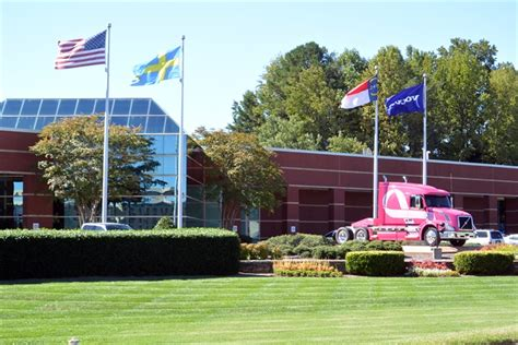 volvo trucks north america  corporate headquarters