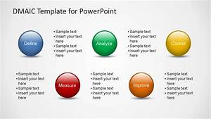dmaic template for powerpoint slidemodel With dmaic template ppt