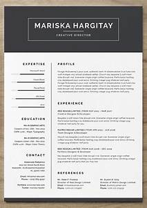 24 free resume templates to help you land the job for Free minimalist resume template word