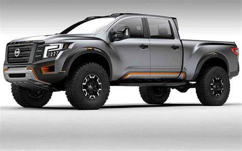 2019 Nissan Titan Review, Price  2018  2019 Best Pickup