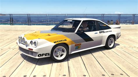 Opel Manta 400 by 1984 Opel Manta 400 Auto Today