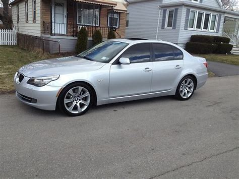 2008 Bmw 535i For Sale by Buy Used 2008 Bmw 535i Sedan 4 Door 3 0l Fully Loaded