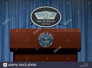 US Department of Defense, Pentagon press briefing room ...