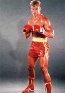 Ivan Drago from Rocky IV | Ivan drago | Pinterest